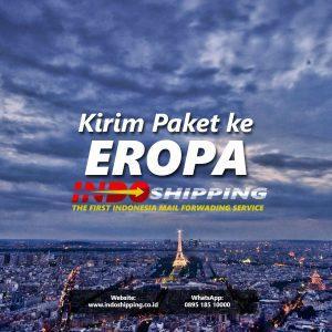 Jasa Pengiriman Barang ke Eropa
