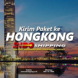 jasa pengiriman ke Hongkong