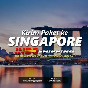 Jasa Kirim Barang Ke Singapore