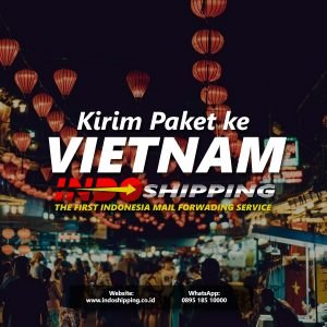 Jasa Kirim Barang Ke Vietnam